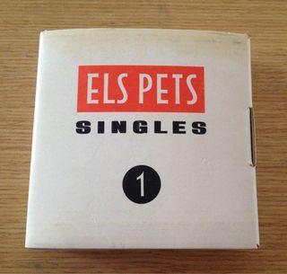 """Collecció singles """" Els Pets """""""