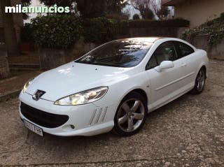 VENDO PEUGEOT 407 COUPE