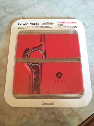 New Nintendo 3DS cubierta Xenoblade Chronicles PRECINTADO