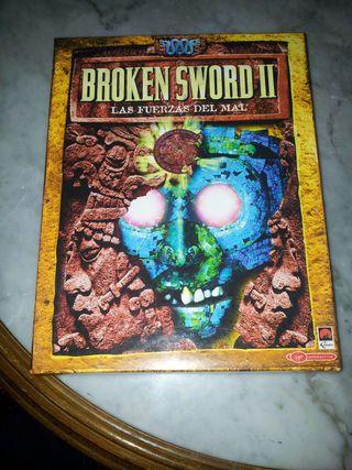 Broken Sword II PC CAJA GRANDE