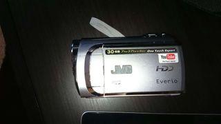 cámara de vídeo jvc HDD30gb