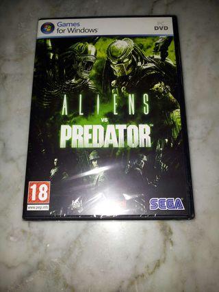 Aliens vs. Predator PC PRECINTADO