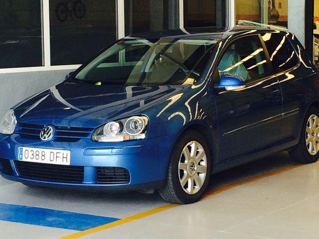 Golf V 1.6 FSI