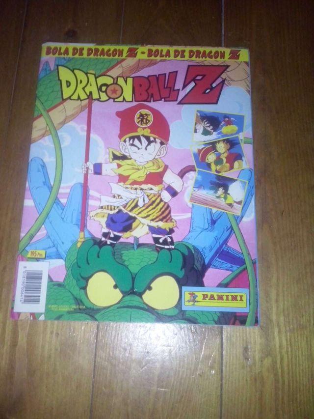 Album dragon ball z bola de dragon