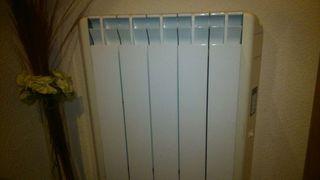 Vendo radiadores bajo consumo