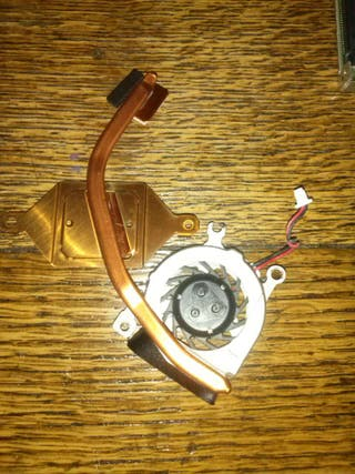 Ventilador ordenador portatil Sony Vaio