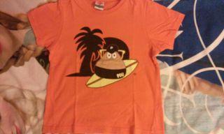 Camiseta de Pou talla 5-6