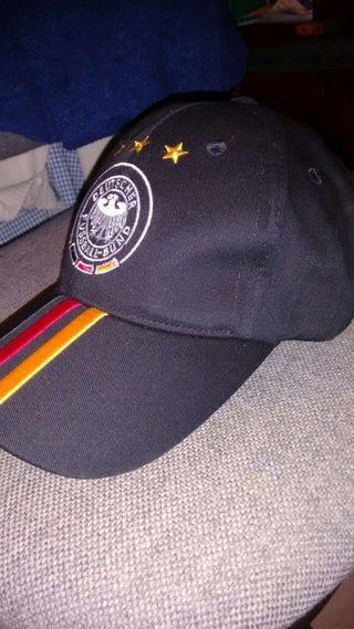 Gorra Alemania selección alemana
