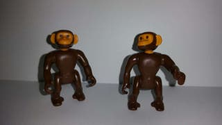 Monos playmobil