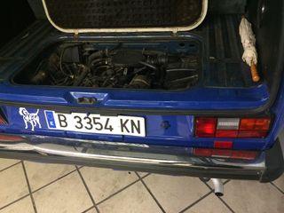Furgoneta Volkswagen T3