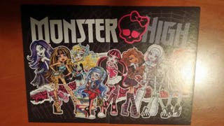 CROMOS MONSTER HIGH