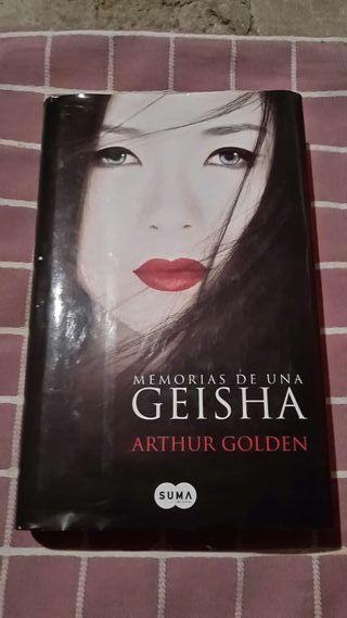 Memorias de una gheisa