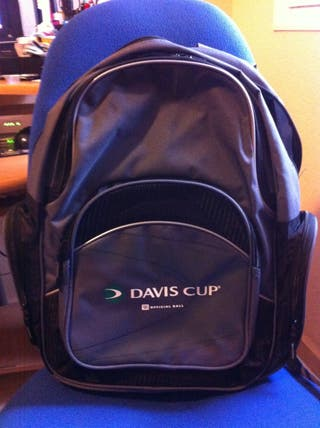 Mochila Copa Davis
