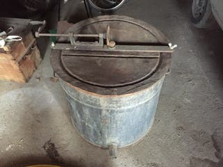 Extractor De Miel Antiguo