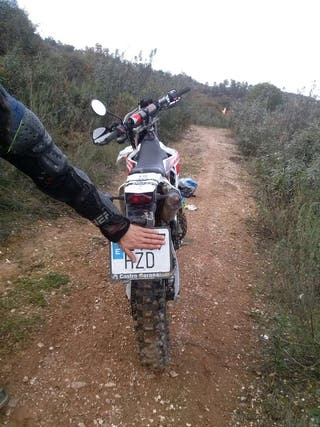 Rieju 125cc 4 tiempos