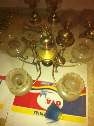 5 Lamparas Antiguas