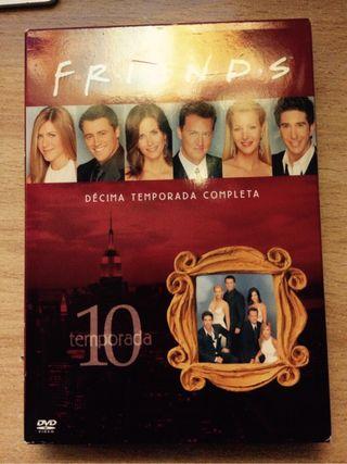 10 Temporada de Friends