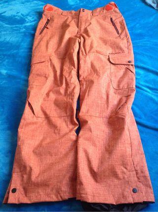 Pantalon Snowboard Oneill Como Nuevos