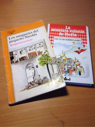 Pack De Dos Libros Para 8 Años