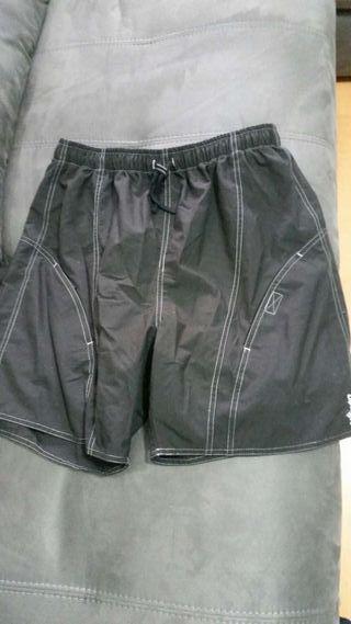 Pantalones ciclismo badana