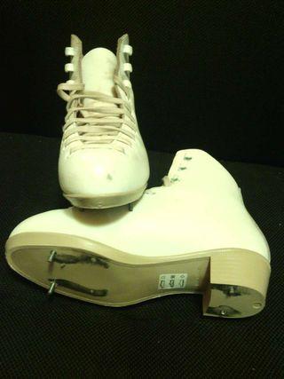 Bota patin profesional