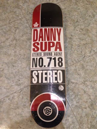 Tabla Stereo - Danny Supa