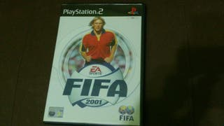 Fifa 2001 ps2