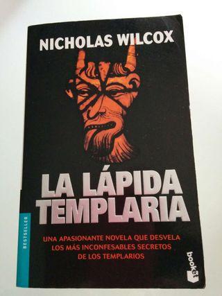 Libro La Lápida Templaria