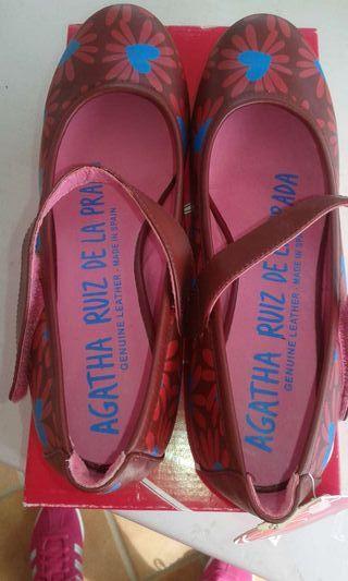 Zapatos Ágatha Ruiz de la Prada