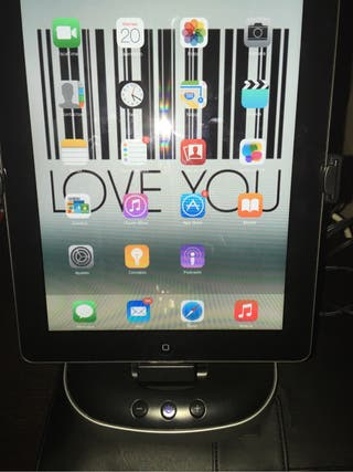 Altavoces Logitech para Iphone/ipad