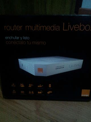 Routers Liber Box