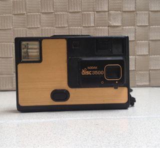 Kodak Disc Camara Vintage