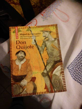 Quijote adaptado para niños