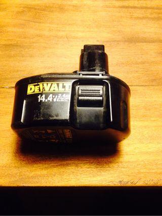 Bateria Taladro DeWalt