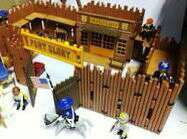 Playmobil fort glory.