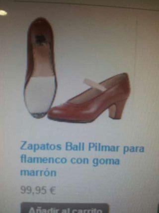 Zapato Ball Pilmar