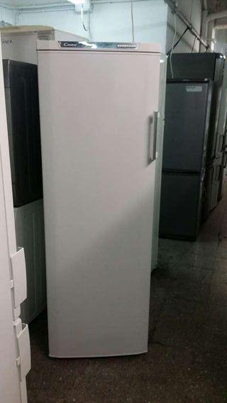 Congelador vertical con transporte