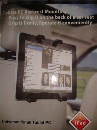 Soporte de tablet iPad