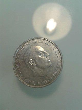 50 cts del 1966