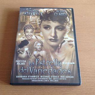 La Estrella Del Variedades. William A. Wellman.
