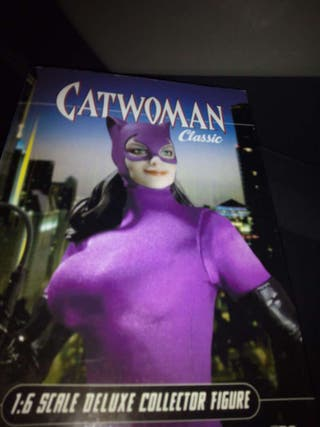 Catwoman dc classic