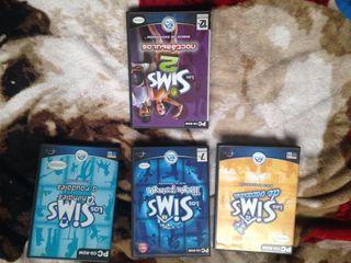 Los Sims 1 Y 2
