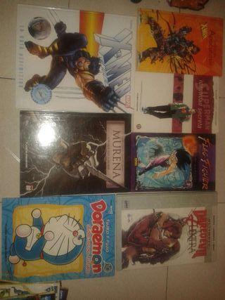Packs de comics