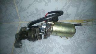 Motor de arranque derbi euro3