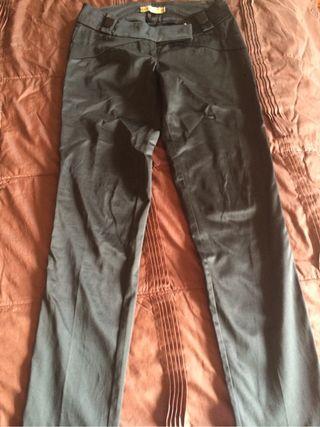 Pantalon Noir Satine