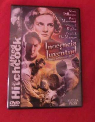 Dvd Inocencia y juventud