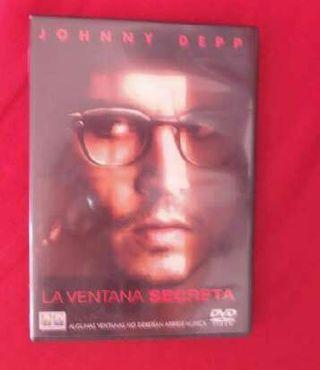 Dvd La ventana secreta