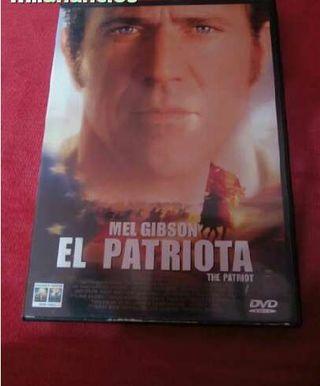 Dvd El patriota