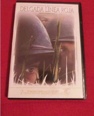 Dvd La delgada línea roja
