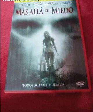 Dvd Más allá del miedo